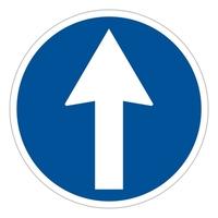 traffic sign 20