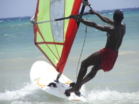 Jamaica Windsurfer 3