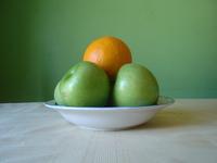 apples and orange