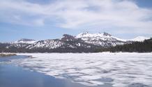 Snowy Lake 2