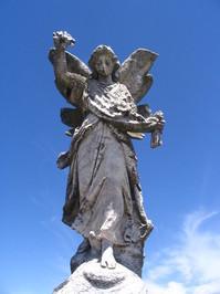 Angel Statue #1