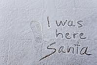 Santa was here
