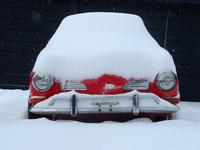 Snow on Ghia