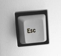 esc key