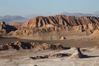 Atacama Desert . Vale de La Luna 4
