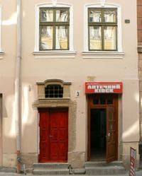 An old Lviv 4