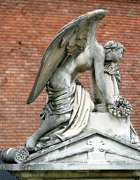 Angel sculpture 1