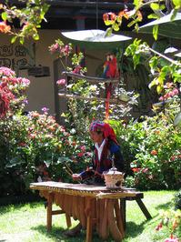 mayan village - people 08