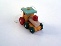 Toy train decoration 2