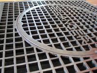 metal grid 2