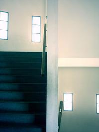 Stairways to somewhere