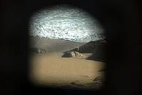 Beach through the window 2