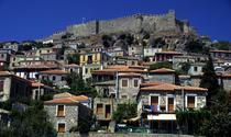 Molyvos village