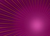 Retro Radial Photos - Violet