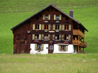 Swiss Chalet 1