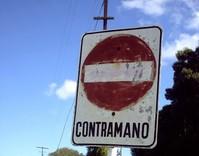 Contramano (Wrong Way)