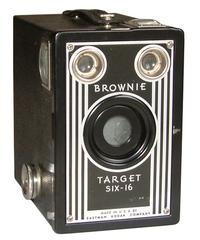 Brownie Target Six-16