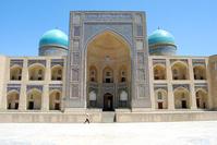 Uzbekistan Bukhara mosque 1
