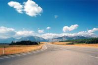 Road to Montana