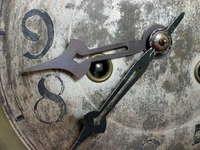 clock-face fragment