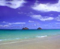 Lanikai Beach, Hawai`i