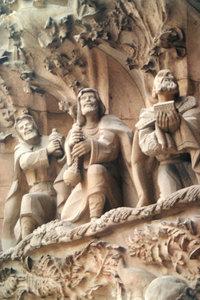 Los tres Reyes Magos - Barcelo