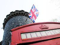 British Telephone Box 1