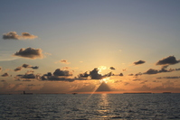Sunset at Key West 1