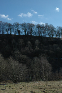 3 layered hill