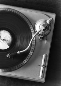 Vinyl Player 2