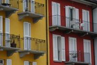 Colorful Houses I