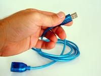 hands USB