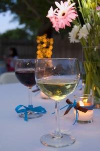 Wine at Twilight