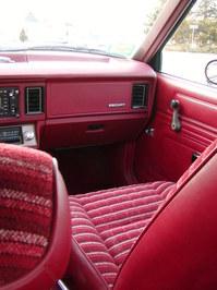 escort car . inside 2