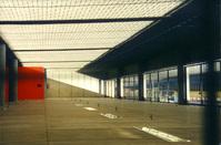 subterranean garage upside-dow