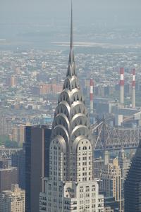 Chrysler Building Top
