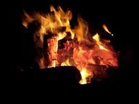 Camp fire 1