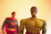 Hulk & Superman