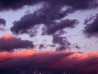 Madrid sunday sky 2