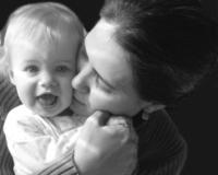 a mother's joy