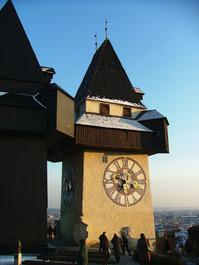 Uhrturm, Schlossberg - Graz 20