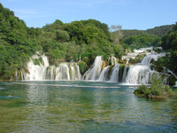 Krka Waterfalls 3
