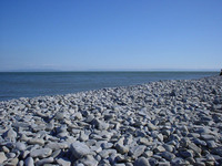 Pebbles & Sea