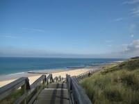 Western beach of Sylt