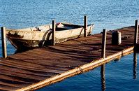 Rustic Boat