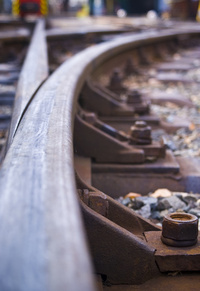 Railway tracks 1