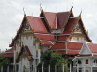 Bangkok Temple 1