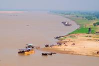 Ganges River Crossing