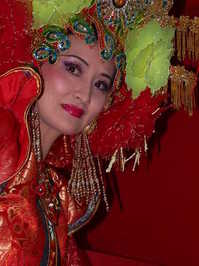 Asian Faces (female) 4