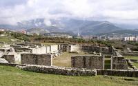 Basilica urbana in ancient Salona